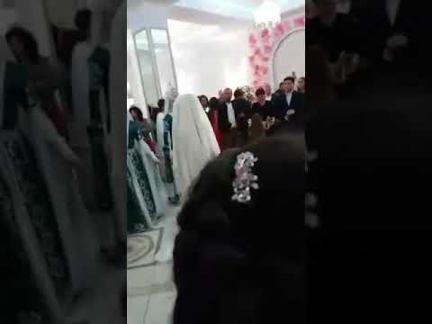 Карачаевская свадьба.Руслан и Фатима Урусовы
