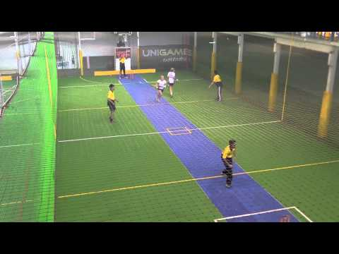 2014 Eastern University Games Indoor Cricket Day 2