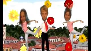 Танец Чумачечая весна. Зажигательный танец