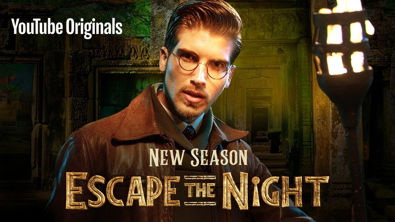 ESCAPE THE NIGHT SEASON 4 | Exclusive Teaser #1
