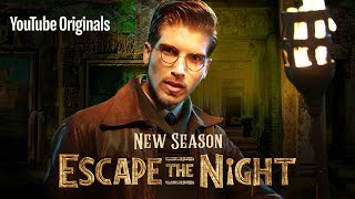 Download ESCAPE THE NIGHT SEASON 4 | Exclusive Teaser #1 Mp3 and Videos