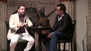 Permitanme ser Franco.- Primer programa parte II  entrevista Mike Salazar