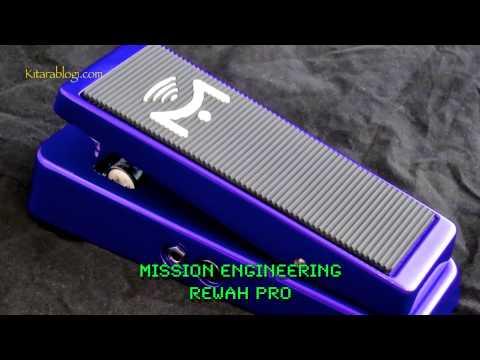 Mission Engineering ReWah Pro +++ Kitarablogi.com