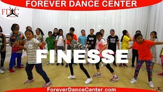 Bruno Mars Finesse (Remix) Feat. Cardi B Dance Choreography Dance Video
