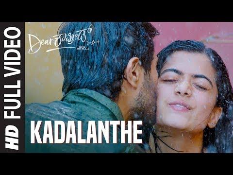 kadalanthe-video-song-|-dear-comrade-kannada-|-vijay-deverakonda,-rashmika-|-bharat-kamma