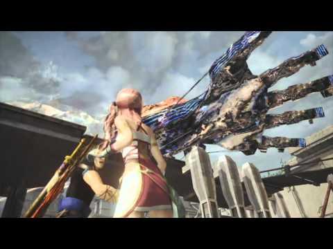 E3 2011: Final Fantasy XIII-2 - Official Trailer (PS3, Xbox 360)