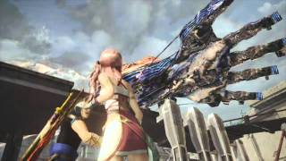 E3 2011: Final Fantasy XIII-2 - Official Trailer (PS3, Xbox 360)