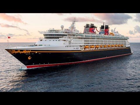 Tour of Disney Magic cruise ship - Tangled musical, Oceaneer Club and more