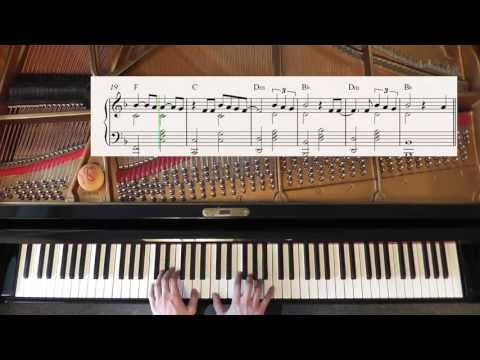 Wrecking Ball - Miley Cyrus - Piano Cover Video by YourPianoCover