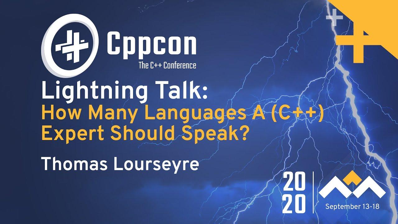How Many Languages A (C++) Expert Should Speak?