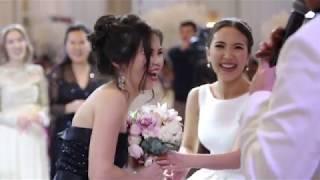 роскошная свадьба 2018 ресторан