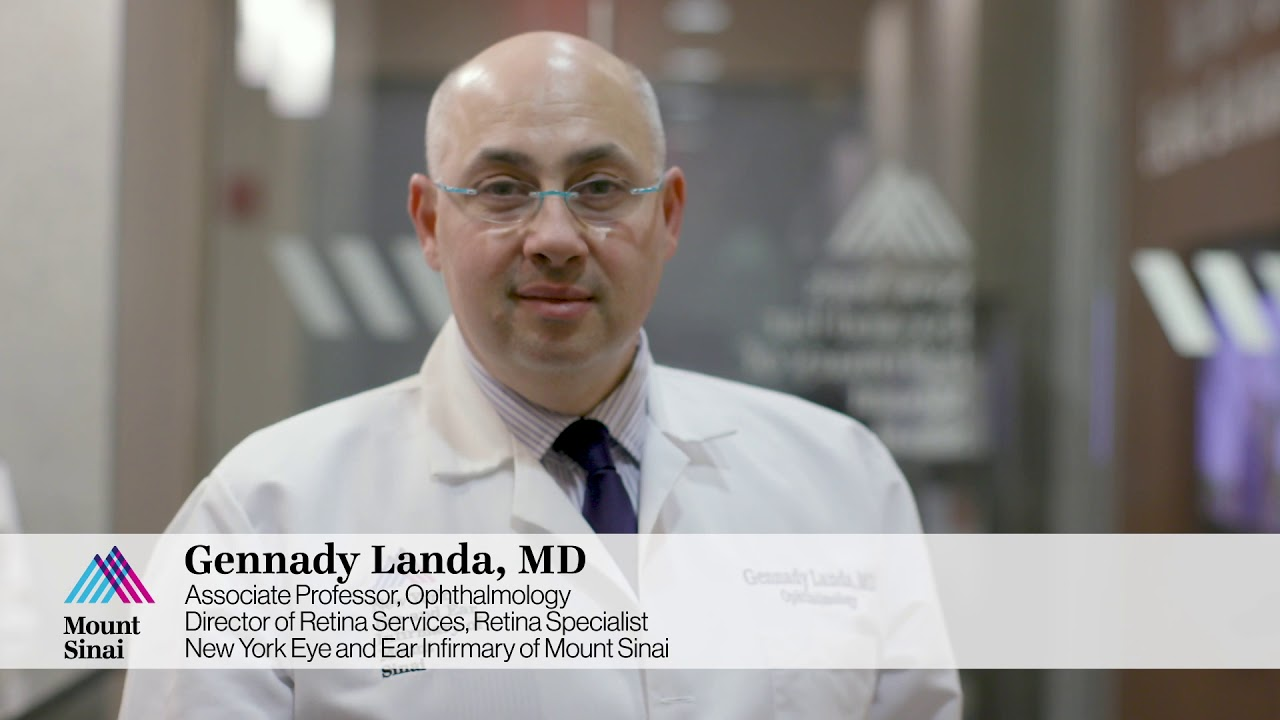 Gennady Landa, MD: Draws on the Most Advanced Science to Deliver  Compassionate Care to His Patients