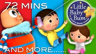 Jack and Jill | Plus Lots More Nursery Rhymes | 72 Minutes Compilation from LittleBabyBum! thumbnail