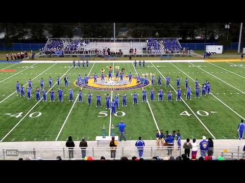 East Feliciana High School @ BOTB 2013
