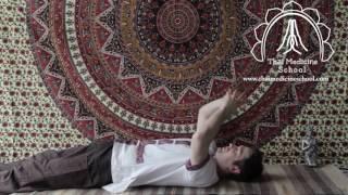 The Thai Hermit's Exercise 17 -Reusi Dat Ton: Yoga Of Thailand