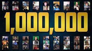 VIKKSTAR ONE MILLION SUBSCRIBER THANK YOU VIDEO!