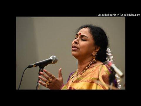 Sudha Ragunathan, New Jersey Concert in 1992- Jagadeeshwari Krupai- Mohanam