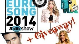 Eurosong 2014 ● Ποιός Θα Ερθει Μαζί μου? ( CLOSED) Thumbnail