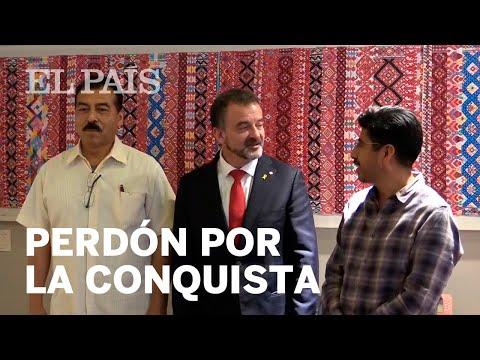 CATALUÑA pide PERDÓN a los pueblos INDÍGENAS por la CONQUISTA de AMÉRICA