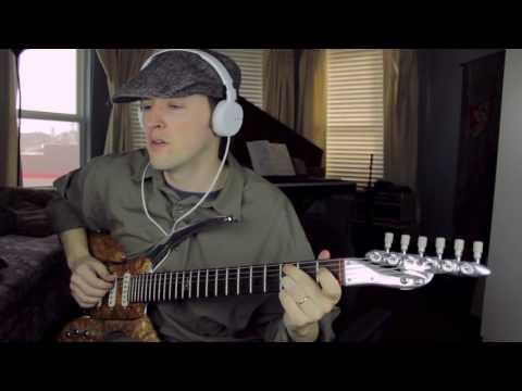 Angel Eyes - practicing simple jazz chords