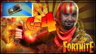 Fortnite : una Kill Devastante con il C4 - Proviamolo