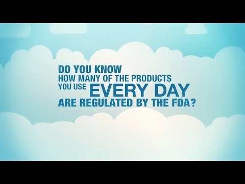 What Does FDA Regulate?