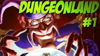"""Konrado em Dungeonland #1 - """"Cuidado com as abelhas!"""" (Com SoulFly, Jéssica e Funny!)"""