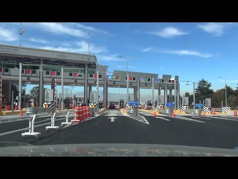 【Mexico Drive】CDMX(Central camionera poniente)~Santa fe~Aeropuerto Internacional de Toluca