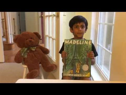 Book Review - Madeline by Ludwig Bemelmans