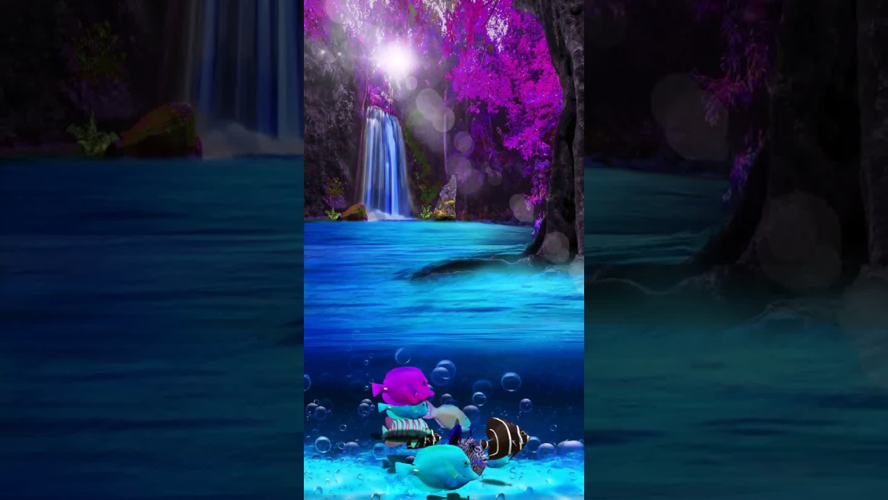samsung themes-motion wallpaper] awesome waterfall live wallpaper