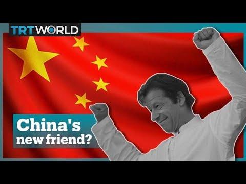 Is Imran Khan China's new friend?