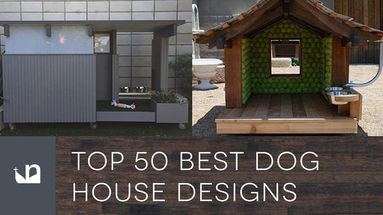 Top 50 Best Dog House Designs
