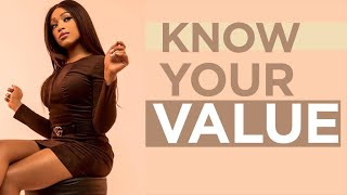 Learn Yourself Know Your Value !!!