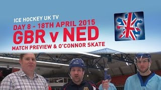 Team GB in Eindhoven - Day 08 - Match Preview and Ben O