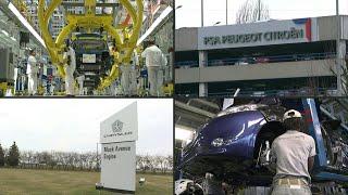 PSA y Fiat-Chrysler ponen en marcha su fusión y prometen no cerrar ninguna planta | AFP
