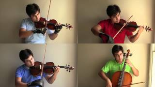 The Fighter Cover (String Quartet) (Sheet Music)