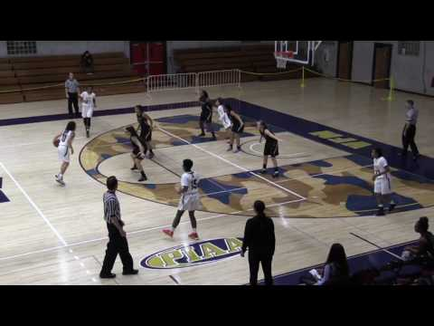 Valley Forge Military College WBBALL vs Rowan College at Burlington County 11.29.16 - REPLAY!