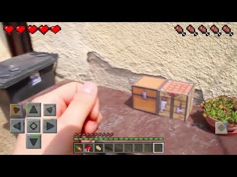 REALISTIC MINECRAFT IN REAL LIFE ~ IRL ANIMATION / Best Episode Top 5 Minecraft Minecraft Real Life