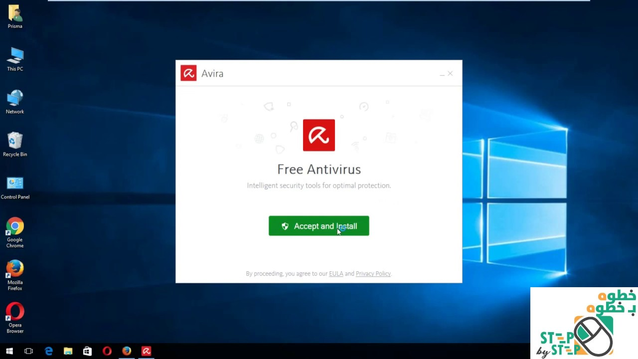 The best Free Antivirus Protection of 2018 | ( 7 of 10 ) Avira Download & Installation