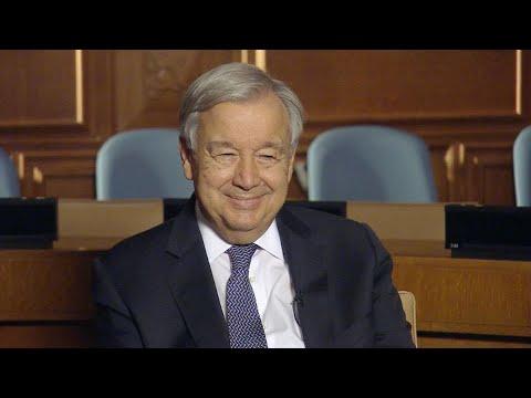 UNSecretary-Generalon Climate Change, Afghanistan, U.S.-Ch