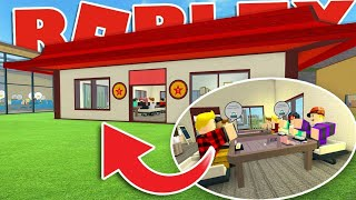MY FIRST RESTAURANT /THIS GAME WAS FREE / Roblox Restaurant Tycoon