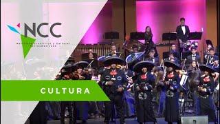 Mariachi Y Orquesta Se Fusionan Para Interpretar Canciones Tradicionales Mexicanas Youtube