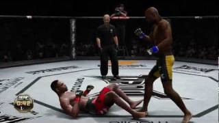 UFC Undisputed 3 - KNOCKOUT - DEMO Gameplay 2012 HD