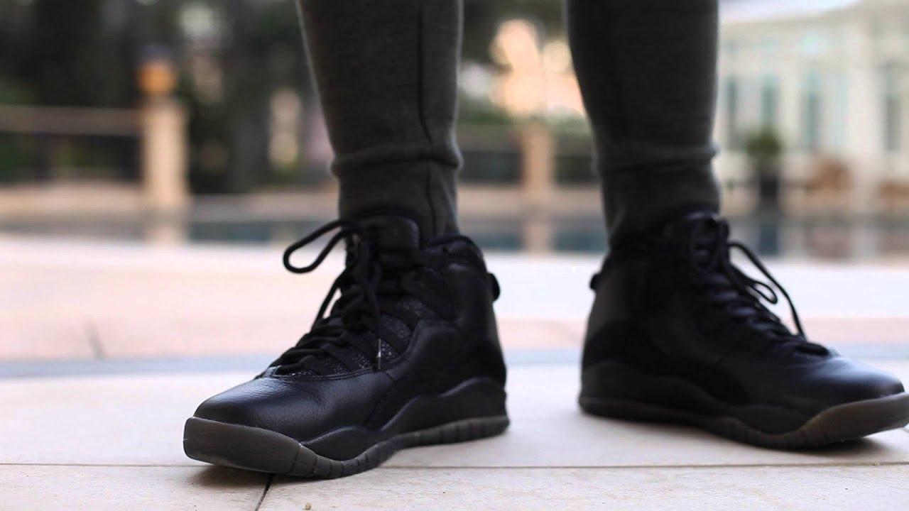 uk availability 62a01 c05dc On Feet: Drake's OVO Air Jordan 10