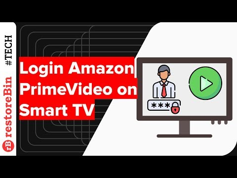 How To Login Amazon Prime Video App On Smart TV?