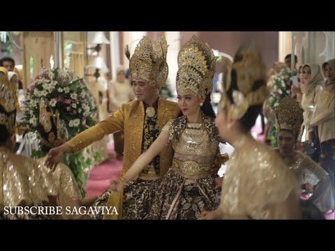 Beautiful Rama & Sinta Dance - Upacara Adat Sunda Mapag Panganten Tari Persembahan Rama & Sinta