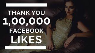 Download Hindi Video Songs - 1,00,000 likes on Facebook, Thank u all | Sangeetha Rajeev