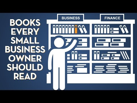 Every Business Owner Should Read These Books