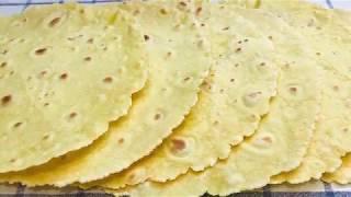 ТОРТИЛЬЯ. Идеальная лепешка для мексиканских блюд (буррито, кесадилья, такос, фахитос).