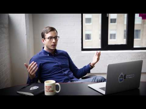 The Founder's Desk   Ep.1: Brands and Agencies Need To De-Risk Their Business Through Automation